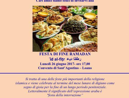 Loano – Festa di Fine Ramadan