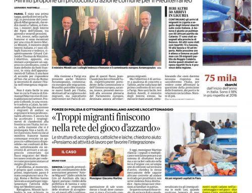 Il Secolo XIX 03/07/2017