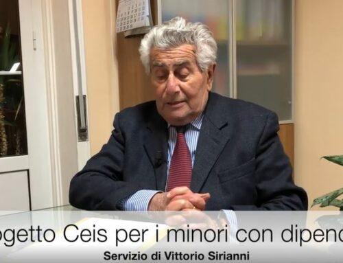 Vittorio Sirianni intervista il presidente del CEIS di Genova Enrico Costa -06/02/2020