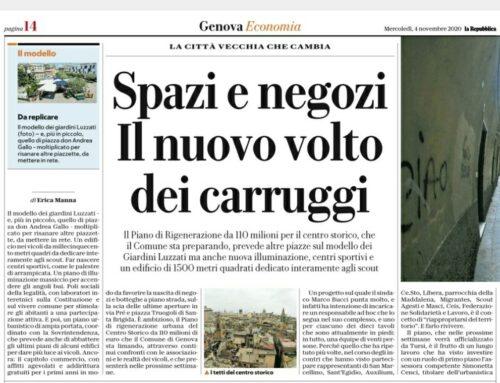 La Repubblica – 04/11/2020