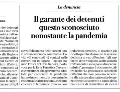 La Repubblica – 27/05/2021